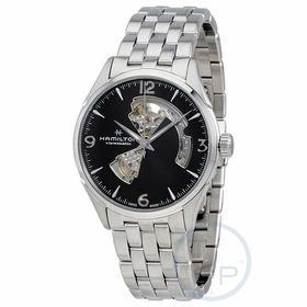 Hamilton H32705131 Jazzmaster Open Heart Mens Automatic Watch