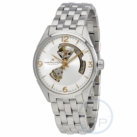 Hamilton H32705151 Jazzmaster Open Heart Mens Automatic Watch