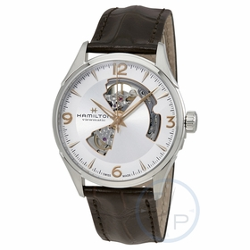 Hamilton H32705551 Jazzmaster Open Heart Mens Automatic Watch