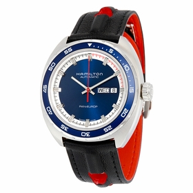 Hamilton H35405741 Pan Europ Day-Date Mens Automatic Watch