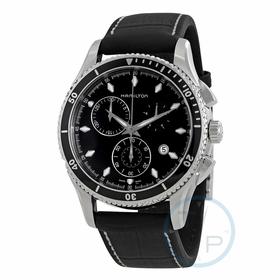 Hamilton H37512731 Jazzmaster Seaview Mens Chronograph Quartz Watch
