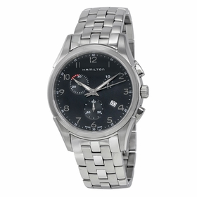 Hamilton H38612133 Jazzmaster Mens Chronograph Quartz Watch