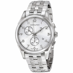 Hamilton H38612153 Jazzmaster Mens Chronograph Quartz Watch