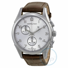 Hamilton H38612553 Jazzmaster Mens Chronograph Quartz Watch