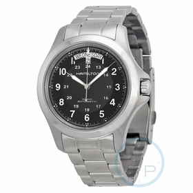Hamilton H64455133 Khaki King II Mens Automatic Watch