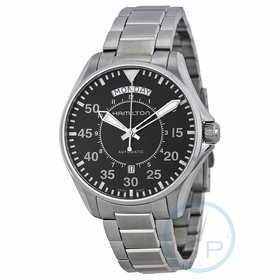 Hamilton H64615135 Pilot Day Date Mens Automatic Watch