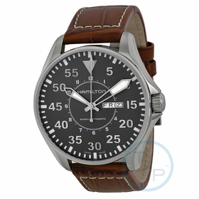 Hamilton H64715885 Khaki Mens Automatic Watch