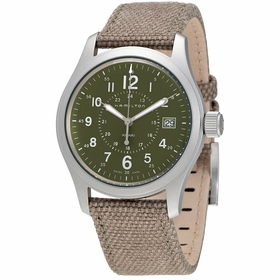 Hamilton H68201963 Khaki Field Mens Quartz Watch