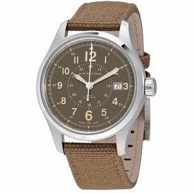 Hamilton H70305993 Khaki Field Mens Automatic Watch