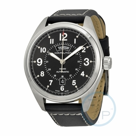 Hamilton H70505733 Khaki Field Day Date Mens Automatic Watch