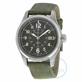 Hamilton H70595963 Khaki Field Mens Automatic Watch