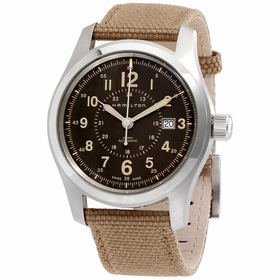 Hamilton H70605993 Khaki Field Mens Automatic Watch
