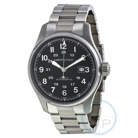 Hamilton H70625133 Khaki Officer Mens Automatic Watch