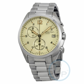 Hamilton H76512155 Khaki Pilot Mens Chronograph Quartz Watch