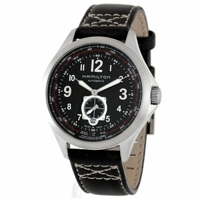 Hamilton H76655733 Khaki Aviation Mens Automatic Watch