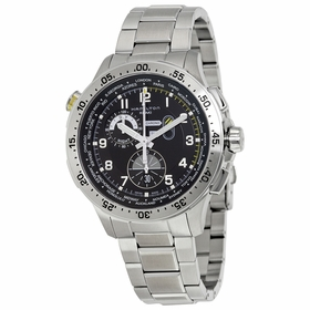 Hamilton H76714135 Worldtimer Mens Chronograph Quartz Watch