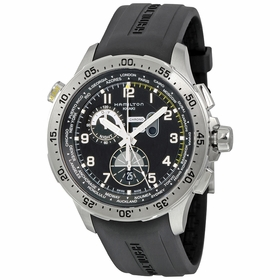 Hamilton H76714335 Worldtimer Mens Chronograph Quartz Watch