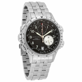 Hamilton H77612133 Khaki Mens Chronograph Quartz Watch