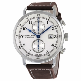 Hamilton H77706553 Khaki Mens Chronograph Automatic Watch