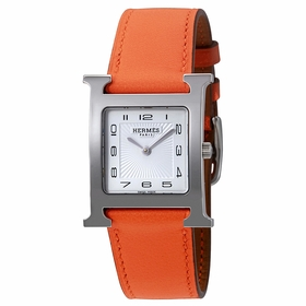 Hermes 036794WW00 Hermes H Ladies Quartz Watch