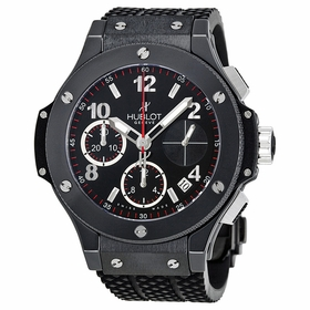 Hublot 342.CX.130.RX Black Magic Mens Chronograph Automatic Watch