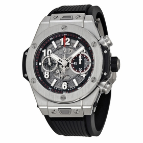 Hublot 411.NX.1170.RX Big Bang Unico Titanium Mens Chronograph Automatic Watch