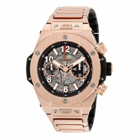 Hublot 411.OX.1180.OX Big Bang Unico Mens Chronograph Automatic Watch