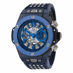 Hublot 411.YL.5190.NR.ITI15 Chronograph Automatic Watch