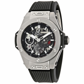 Hublot 414.NI.1123.RX Big Bang Meca-10 Mens Hand Wind Watch
