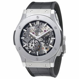 Hublot 515.NX.0170.LR Classic Fusion Ultra-Thin Skeleton Mens Hand Wind Watch