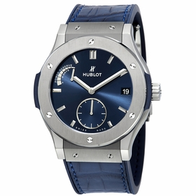 Hublot 516.NX.7170.LR Classic Fusion Power Reserve Mens Hand Wind Watch
