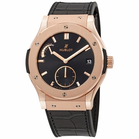 Hublot 516.OX.1480.LR Classic Fusion King Gold Mens Hand Wind Watch