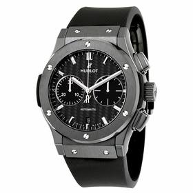 Hublot 521.CM.1771.RX Classic Fusion Chronograph Black Magic Mens Chronograph Automatic Watch