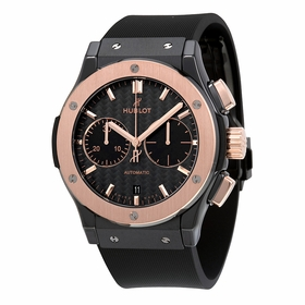 Hublot 521.CO.1781.RX Classic Fusion Mens Chronograph Automatic Watch