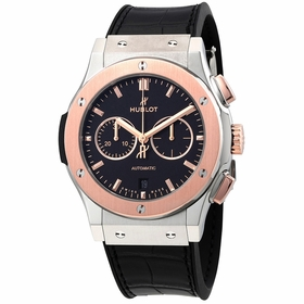 Hublot 541.NO.1181.LR Classic Fusion Mens Chronograph Automatic Watch