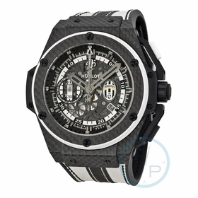 Hublot 716.QX.1121.VR.JUV13 F1 King Power Juventus Mens Chronograph Automatic Watch