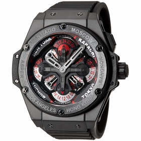 Hublot 771.CI.1170.RX Big Bang King Power Unico GMT Mens Automatic Watch
