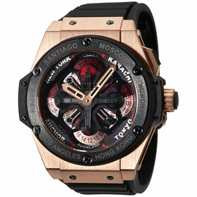 Hublot 771.OM.1170.RX Big Bang King Power Unico GMT Mens Automatic Watch