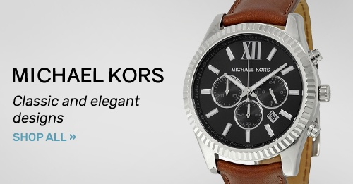 Michael Kors : Classic and elegant designs | Shop Now