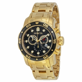 Invicta 0072 Pro Diver Mens Chronograph Quartz Watch