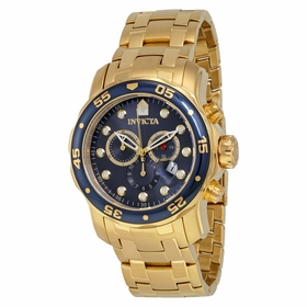 Invicta 0073 Pro Diver Mens Chronograph Quartz Watch