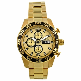 Invicta 1016 Specialty Mens Chronograph Quartz Watch