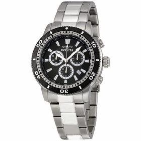 Invicta 1203-3BB II Collection Mens Chronograph Quartz Watch