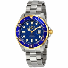 Invicta 12566 Grand Diver Mens Quartz Watch