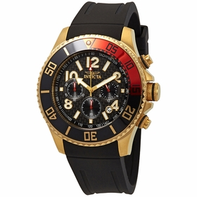 Invicta 13729 Pro Diver Mens Chronograph Quartz Watch