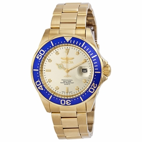 Invicta 14124 Pro Diver Mens Quartz Watch