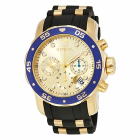Invicta 17881 Pro Diver Mens Chronograph Quartz Watch