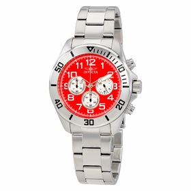 Invicta 17938 Pro Diver Mens Chronograph Quartz Watch
