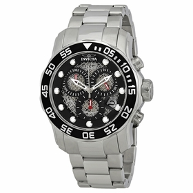 Invicta 19836 Pro Diver Mens Chronograph Quartz Watch