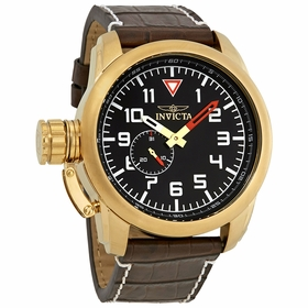 Invicta 20462 Aviator Mens Quartz Watch